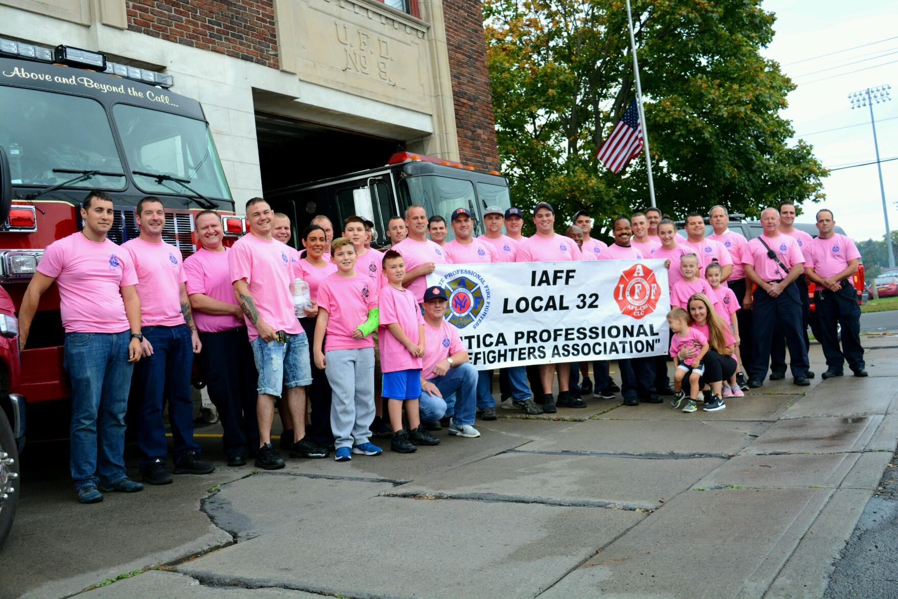 IAFF Local 32 Utica Professional Firefighters Association